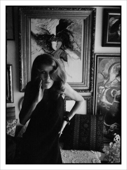 Julião Sarmento, 'ANA L., Alfragide, Novembro 1968', 1968