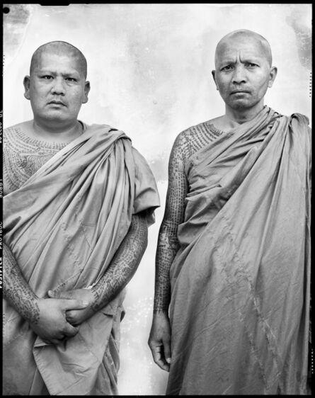 Cédric Arnold, 'Portrait 3 (Buddhist Monk)', 2013