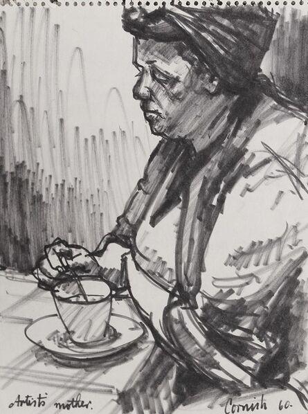 Norman Cornish, 'Artist's Mother (1960)', 1960