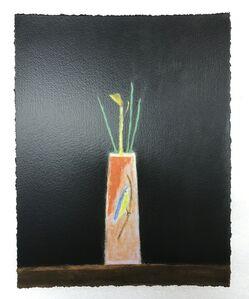 Craigie Aitchison, 'Still Life with Bird Vase ', 2004
