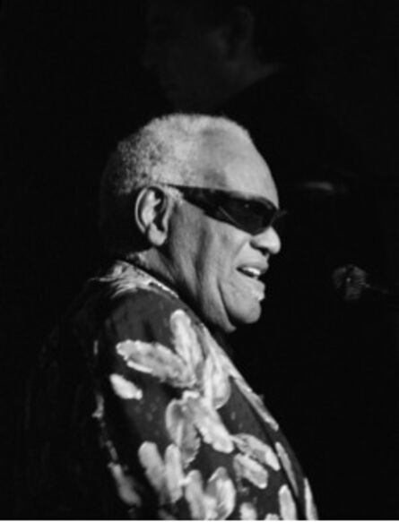 Susan Ross, 'Ray Charles', 2002