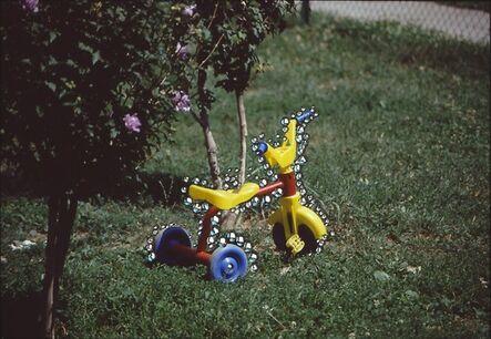 Stefano Arienti, 'Triciclo giallo', 1999
