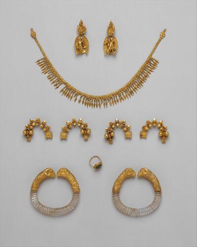 Unknown Greek, 'Ganymede jewelry', ca. 330–300 B.C.