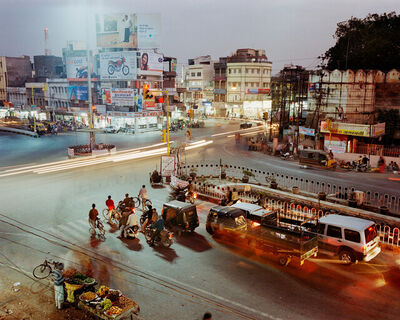 Martin Roemers, 'Outtake, Udaipur, India', 2008