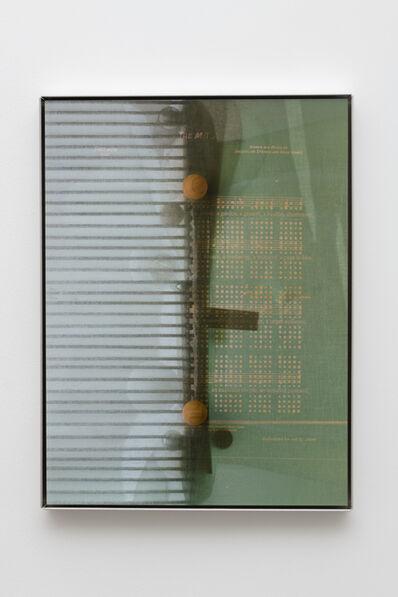 Jesse Stecklow, 'Untitled (Scrim)', 2017