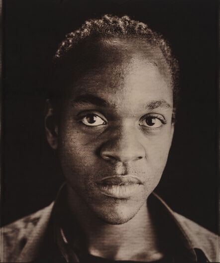 Lyle Ashton Harris, 'Untitled (Face #155)', 2000