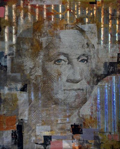 Houben R.T., 'One Dollar George Washington', 2014