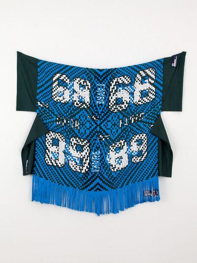 Brian Jungen, 'Blanket no. 5', 2008