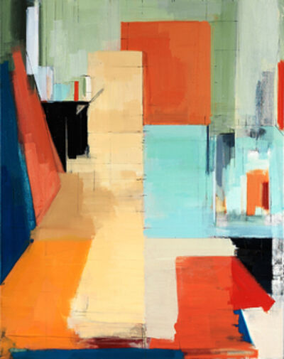 Peri Schwartz, 'Studio XXX', 2014