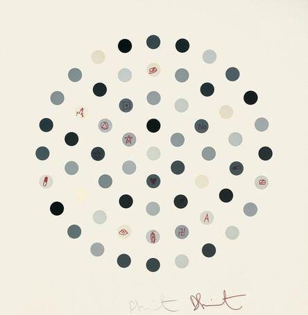 Damien Hirst, 'Cinchonidine (Unique)', 2004