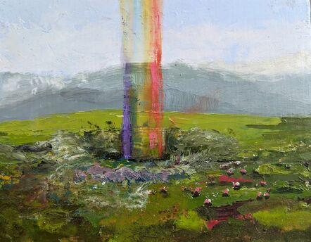 Caitlin Hurd, 'Rainbow Hole', 2020