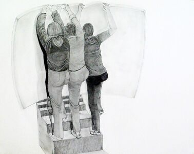 Lou Anne Colodny, 'The Shield', 2008
