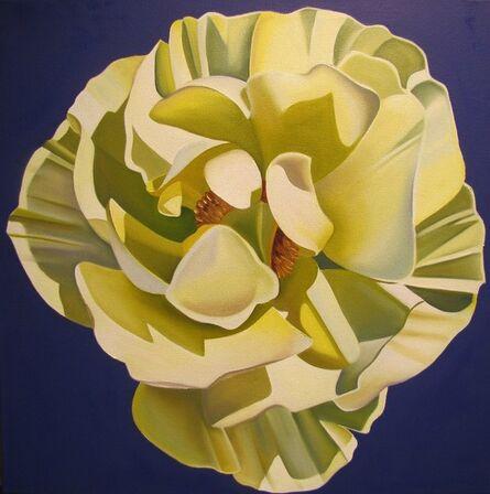 """Dyana Hesson, '""""Vanilla Flower #101""""'"""