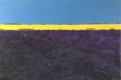Ronnie Ford, 'Lines in the Land', 2018