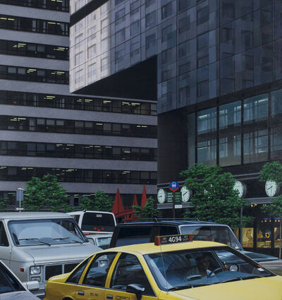 Gus Heinze, '57th and Madison', 2005