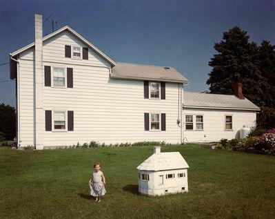 David Graham, 'Dory, Seemsville, PA', 1989