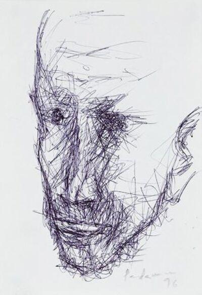 Akbar Padamsee, 'Portrait', 1996