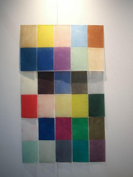 Juan E Odriozola, 'S/T (Instalación en tisú)', 2013
