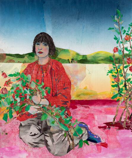 María Berrío, 'The Gatherer's Sigh', 2018