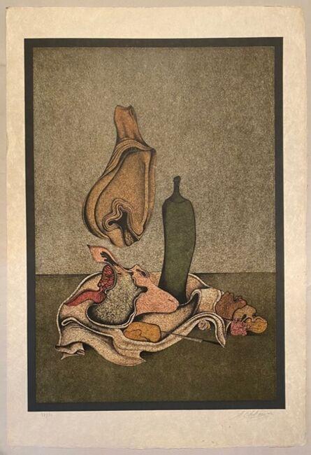 Mihail Chemiakin, 'Nature morte', 1979