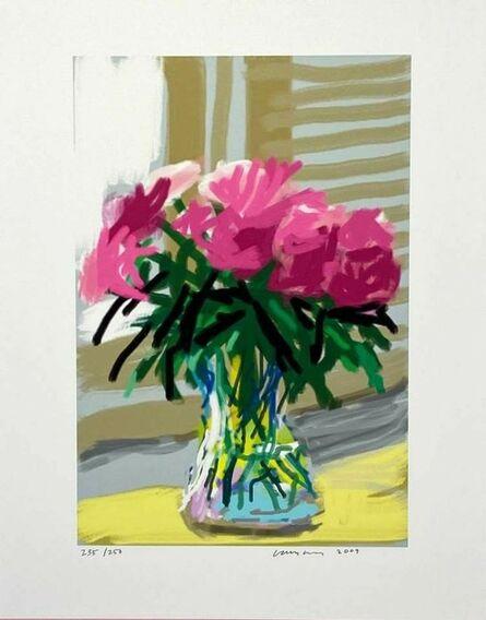 David Hockney, 'My Window. Art Edition (No. 1–250), iPad drawing 'No. 535', 28th June 2009', 2019