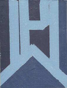 Richard Aldrich, 'Untitled (P)', 2007-2008