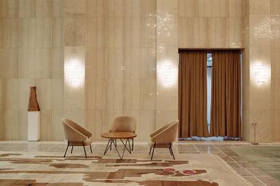 Vesna Pavlović, 'Ocher. Inside the Federal Executive Council Building, Belgrade, Serbia', 2003-2005
