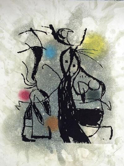 Joan Miró, 'Aldebaran (D. 1008)', 1978