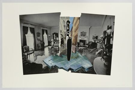 Dexter Dalwood, 'Cold War', 2007