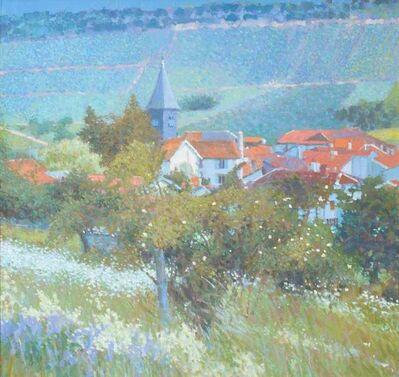 Nicholas Verrall, 'Village by the Vineyard', 2020