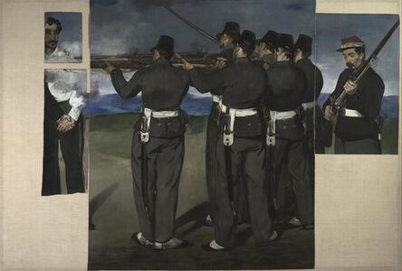 Édouard Manet, 'The Execution of Maximilian', 1867-1868