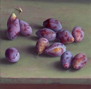 Amy Weiskopf, 'Plums', 2015