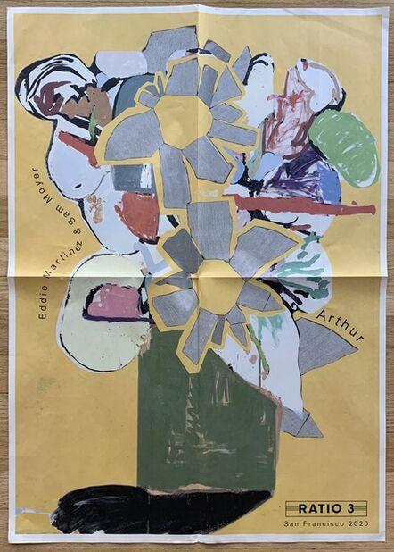 Eddie Martinez, 'Untitled (Exhibition Poster)', 2020