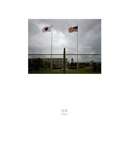Osamu James Nakagawa, 'flags', 2001-2009