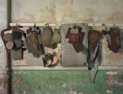 Christopher Payne, 'Sheet Metal Forms, Willard State Hospital,  Willard, NY', 2007