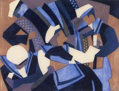 Lill Tschudi, 'Sailors' Holiday', 1932