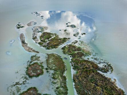 Edward Burtynsky, 'Phosphor Tailings #6, Near Lakeland, Florida, USA', 2012