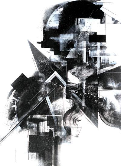 Stendec, 'Sentinel I', 2016
