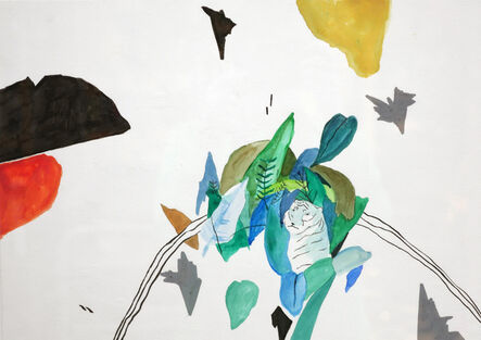 JELENA BANDO, 'The Draft of a Tiger', 2016