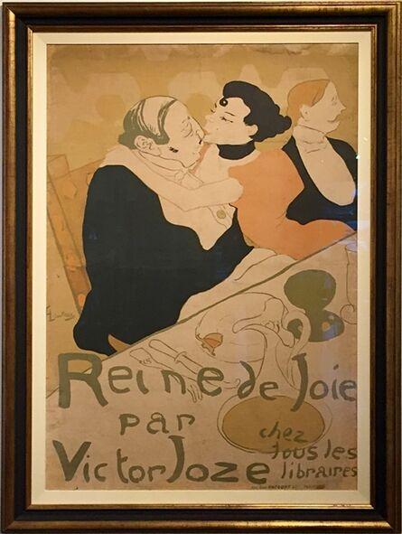 Henri de Toulouse-Lautrec, 'Reine De Joie ', 1892