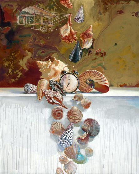 Alexandre N. Osipov, 'Die Zeit ist relativ', 2013