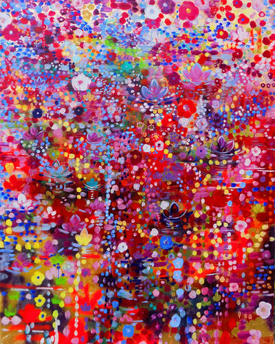 Fabio Bianco, 'UNDER WATER AT SUNSET', 2017