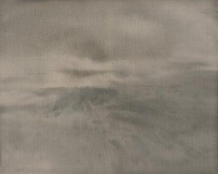 Makoto Fujimura, 'Silence - Ashes   寂靜-灰燼', 2017