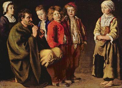 Antoine Le Nain, 'The Village Piper', 1642
