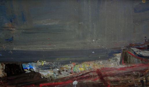 Joan Eardley, 'Landscape, Catterline'