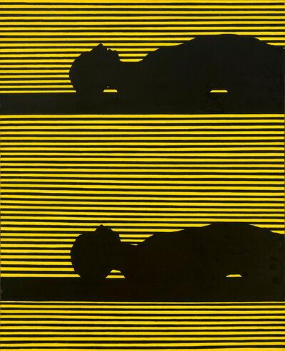 Idelle Weber, 'Ben Casey II', 1962