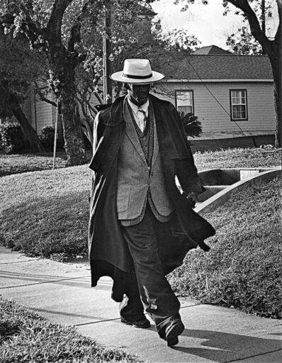 Earlie Hudnall, Jr., 'A Man Walking', 2011