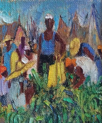 Eric Girault, 'The Bananas Sellers', 2006