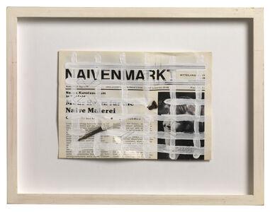 Herbert Zangs, 'Objects', ca. 1974