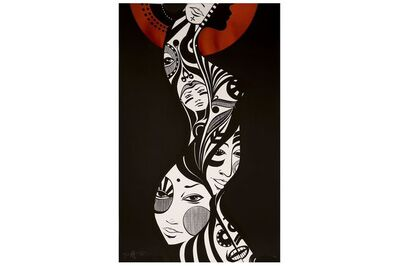 Lucy McLauchlan, 'Woman (Red)', 2009